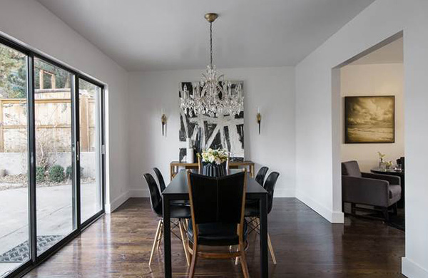 15 Ideas for a Mid-Century Modern Dining Room Design | Home Design Lover