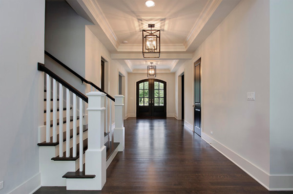 Foyer Lighting Images : Ways to light your home s foyer design lover