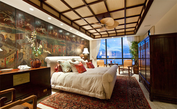 Captivating Bedroom Asia Awesome Ideas