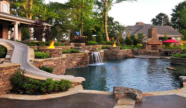 Beau J. Brownlee Design Pools