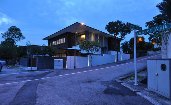 Sunset Terrace House