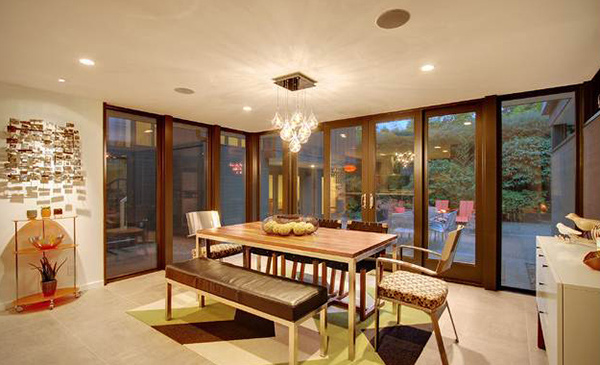 Mid Century Modern Dining Room Ideas 15 ideas for a mid-century modern dining room design | home design