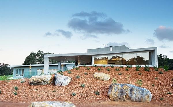 Berm Residence