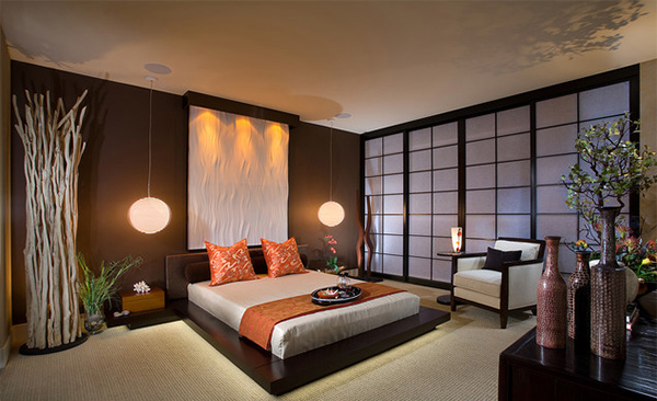 Asia Master Bedroom