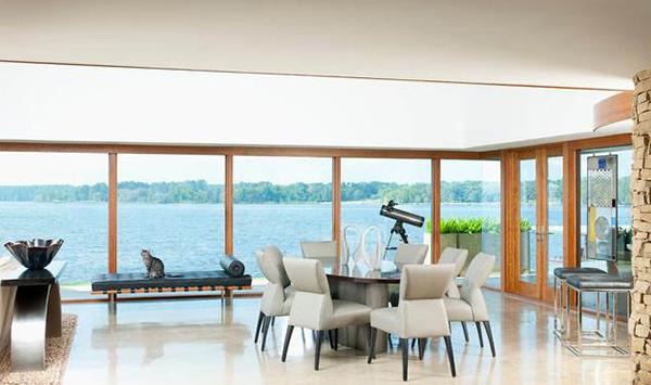 Tyler Lake-house- Dining Room