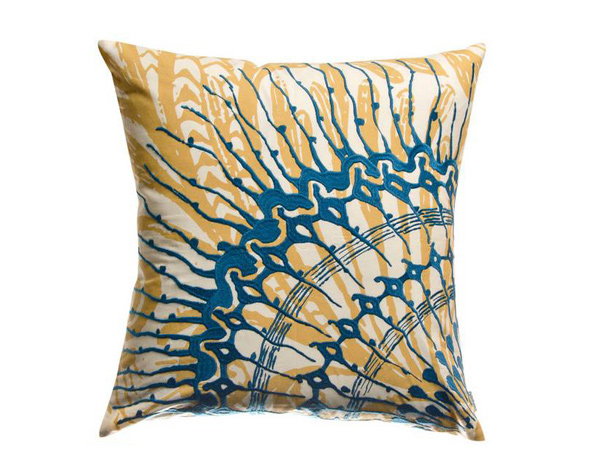 Embroidered Water Pillow