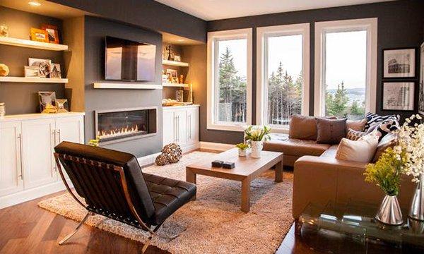 15 Adorable Contemporary Family Rooms Home Design Lover