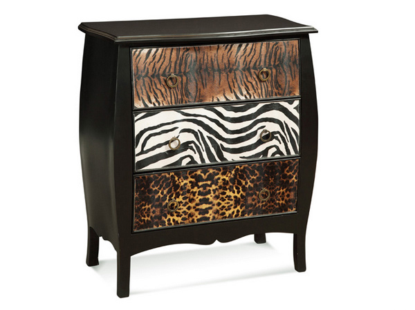 exotic Safari chest