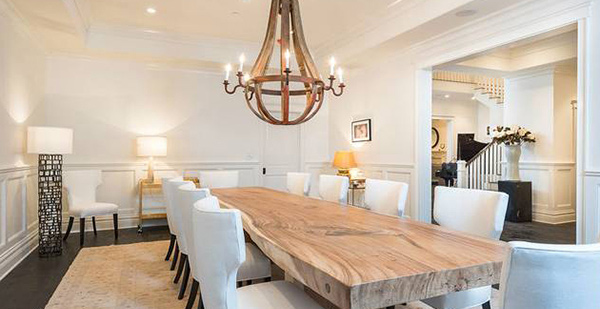 Catch Simplicity and Elegance in 15 Transitional Dining Rooms | Home ...