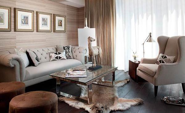 15 Scandinavian Living Room Designs