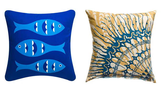 15 Beach Inspired Throw Pillow Designs Home Design Lover