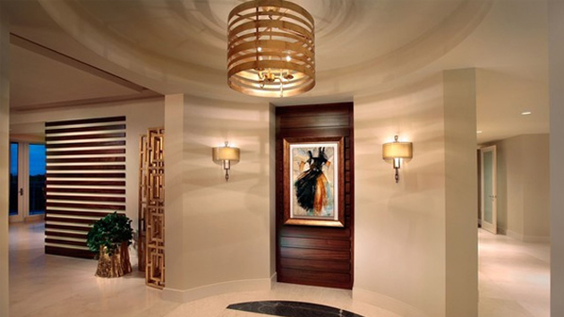 Foyer Architecture Login : Ways to light your home s foyer design lover