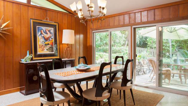 15 ideas for a mid century modern dining room design for Mid century modern design principles
