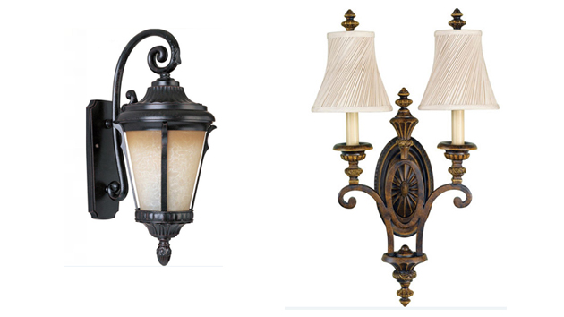 17 timeless style of traditional wall sconces home design lover aloadofball Images