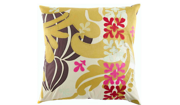 Multi-Patterned Throw Pillows