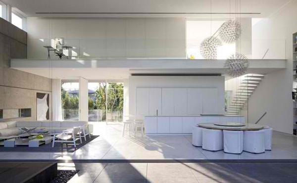 open interior design