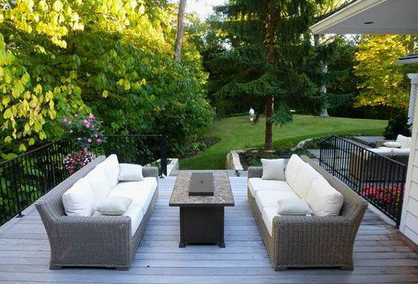 deck furnitures