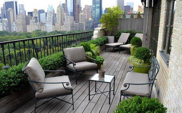 terrace decks