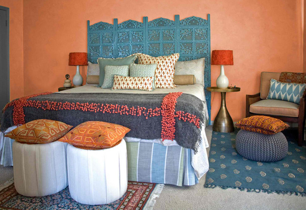 Moroccan Bedroom Ideas