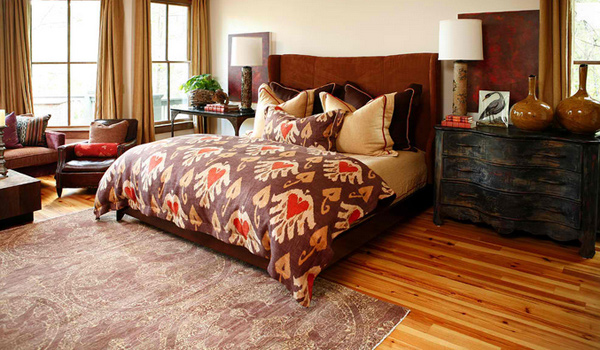African Bedroom Decors