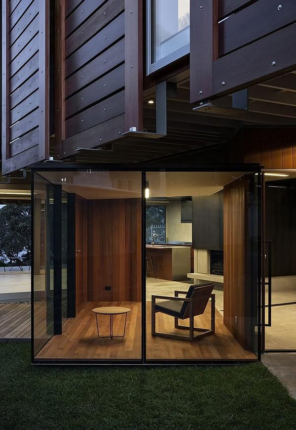 Takapuna House Cube