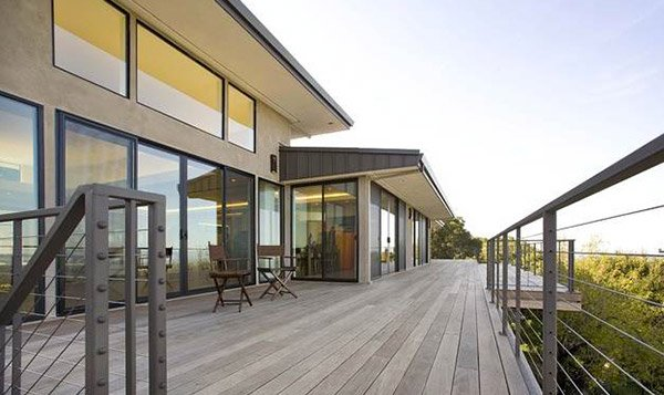 15 Ideas For Gray Wooden Decks Home Design Lover