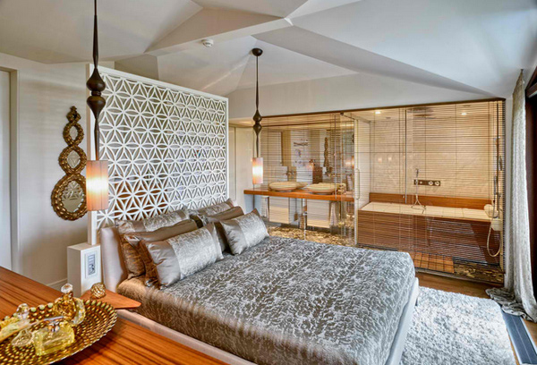 Etonnant Moroccan Bedroom Designs