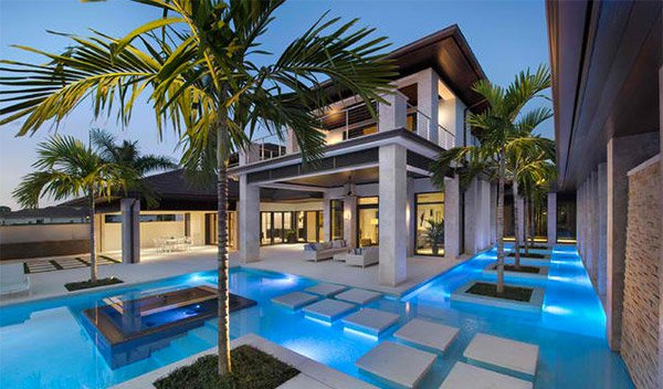 Great Modern Pool