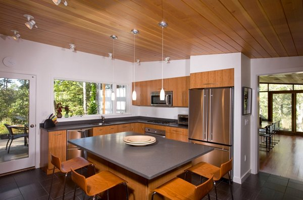 Mid Century Modern Design 15 marvelous mid-century kitchen designs | home design lover