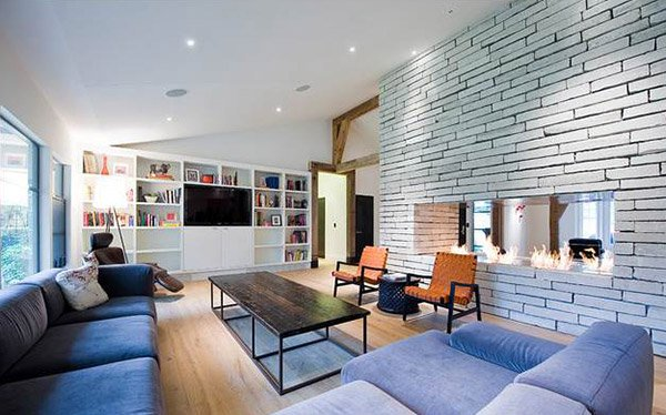 living room elements
