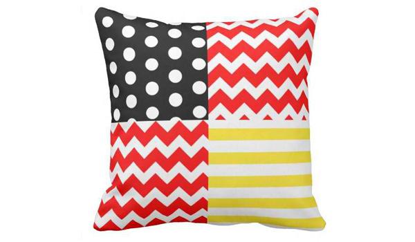 patterns Throw Pillows