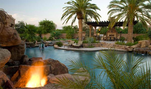 tropical pool designs