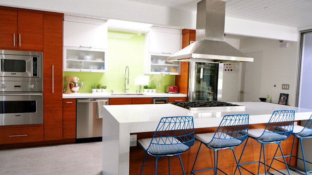 15 Marvelous Mid Century Kitchen Designs Home Design Lover