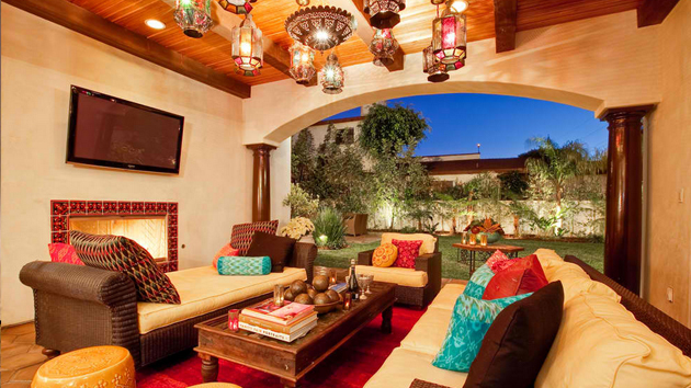 moroccan style living rooms 15 outstanding moroccan living room designs home design 16533