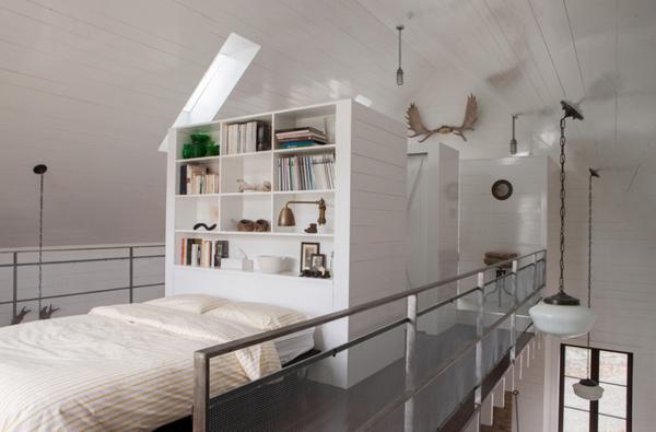 Comfortable Loft Bedrooms