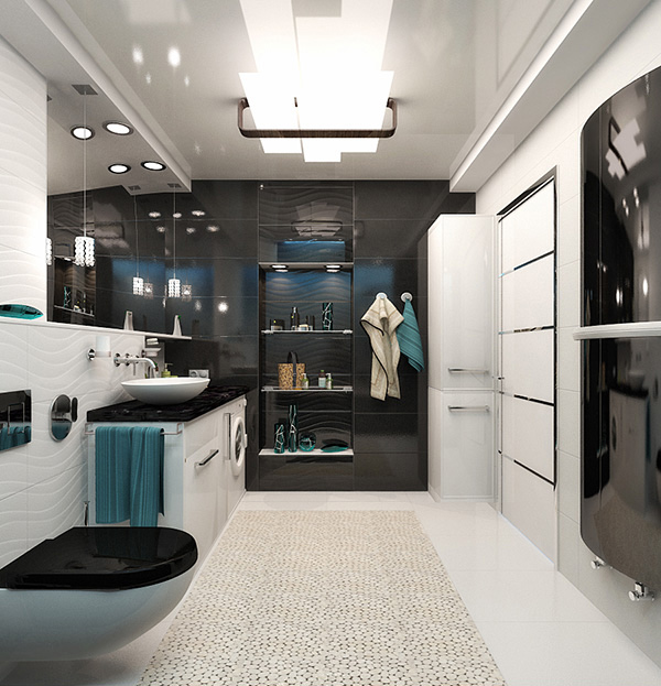 Marine Bathroom Design