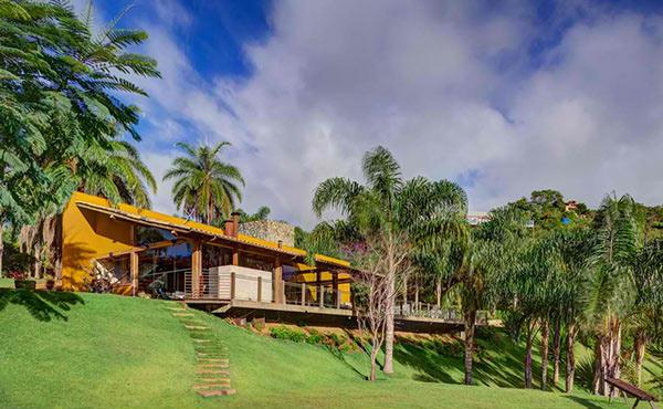 Brazil houses design