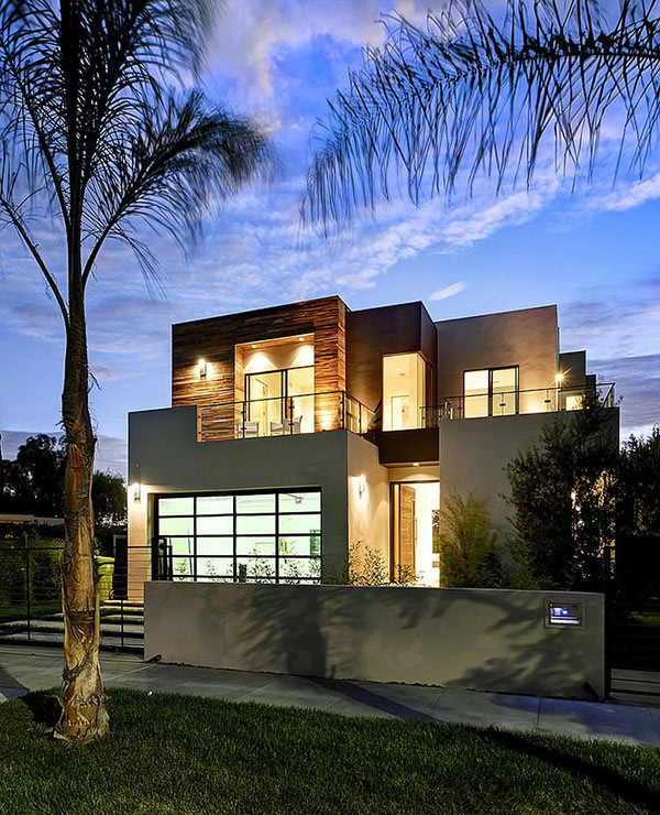 Not an ordinary modern house la jolla residence in la for Louisiana home plans designs