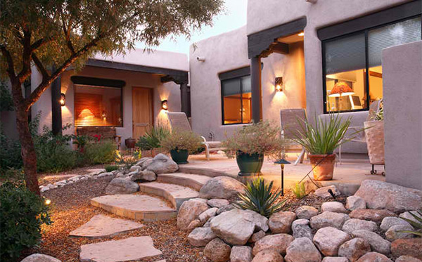 rock landscapes design