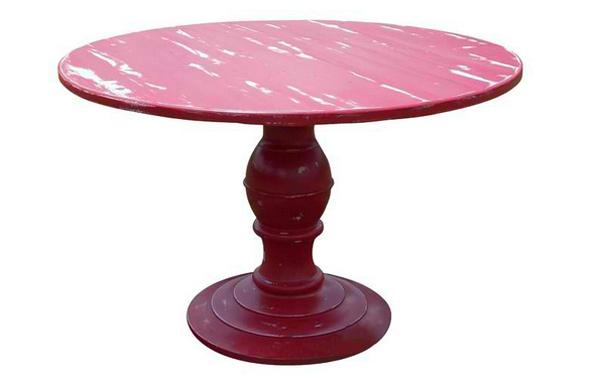 Pedestal furniture