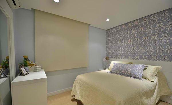 simple bedroom