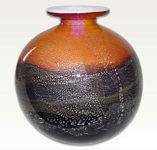Melita Round Vase