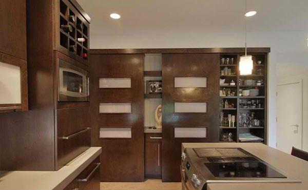 sliding door cabinet