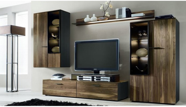15 Classy Flat Screen Tv Furniture For Your Homes Home Design Lover