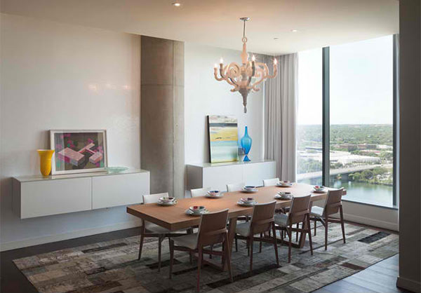 W Residence Dining Room