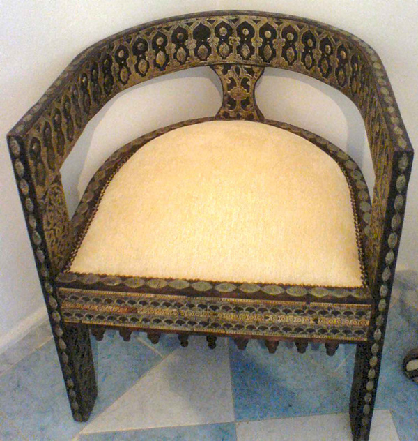 unusual chair design