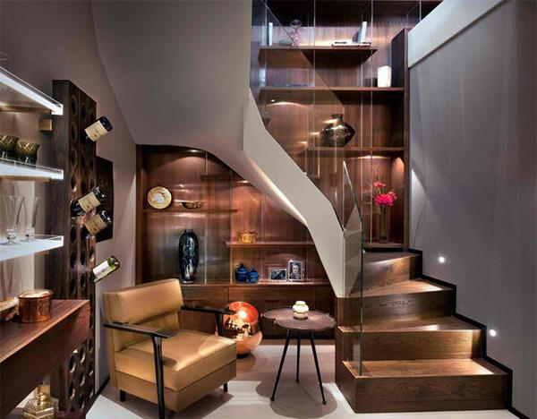 stylish shelf design