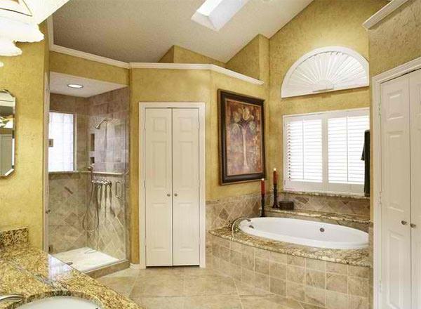 Grapevine Texas bathroom remodel