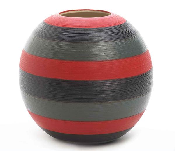 Safari Round Vase