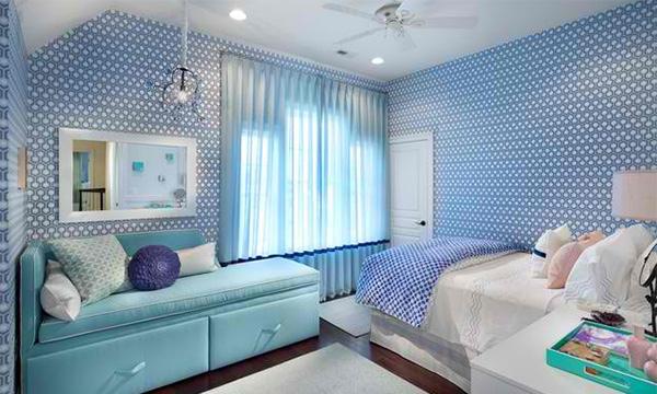 Teenage Girl's Room